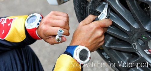 Motorsport Stopwatches